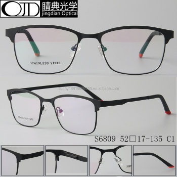 Latest Model Buy Optical Frame Online Stainless Steel Glasses New ...