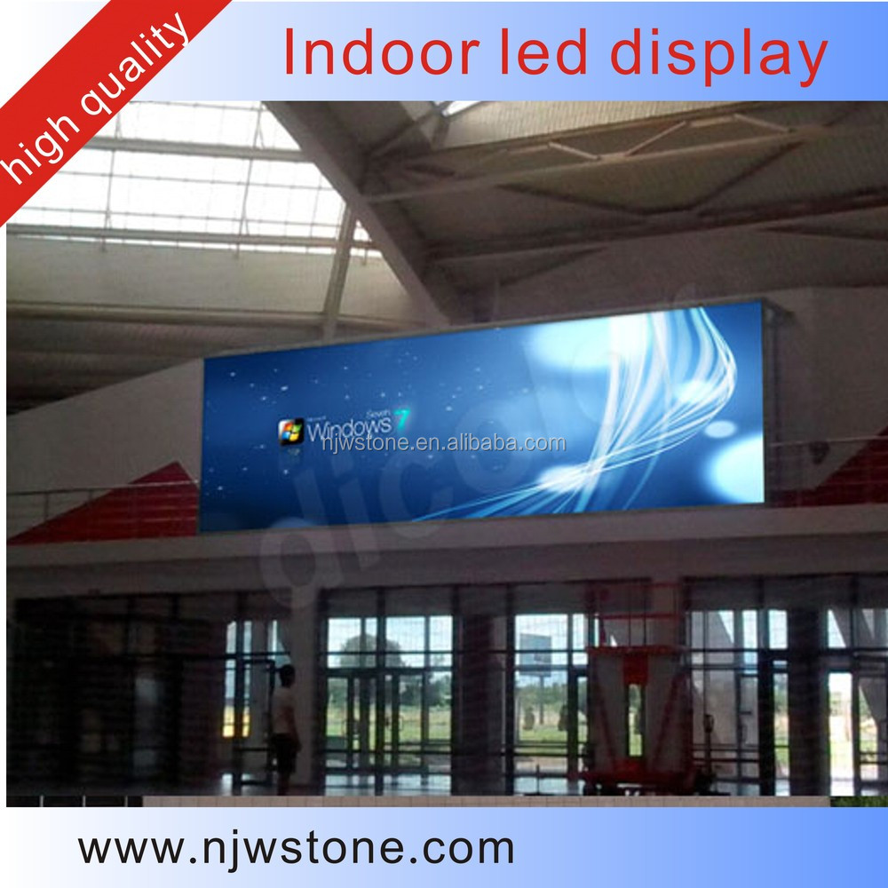 P7.62mm SMD indoor led display in The White House theater USA