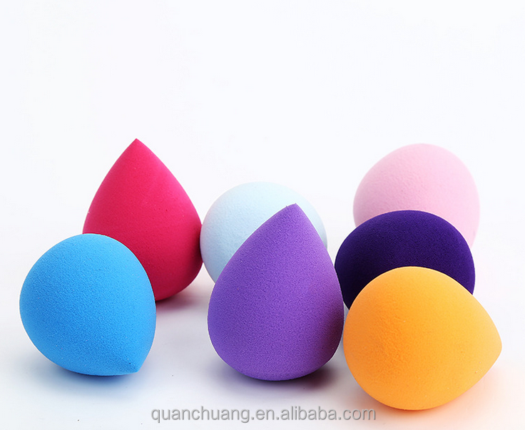 Top Quality Promotional Hot Non Latex Makeup Sponge cosmetic puff