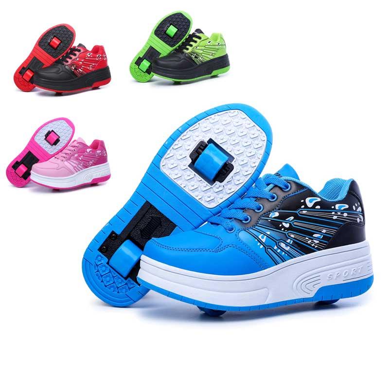 Wheel Shoes Size Infant