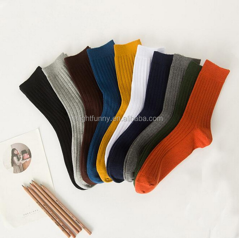 Men's Solid Socks, Male Plain Socks, Men Plain Solid Socks