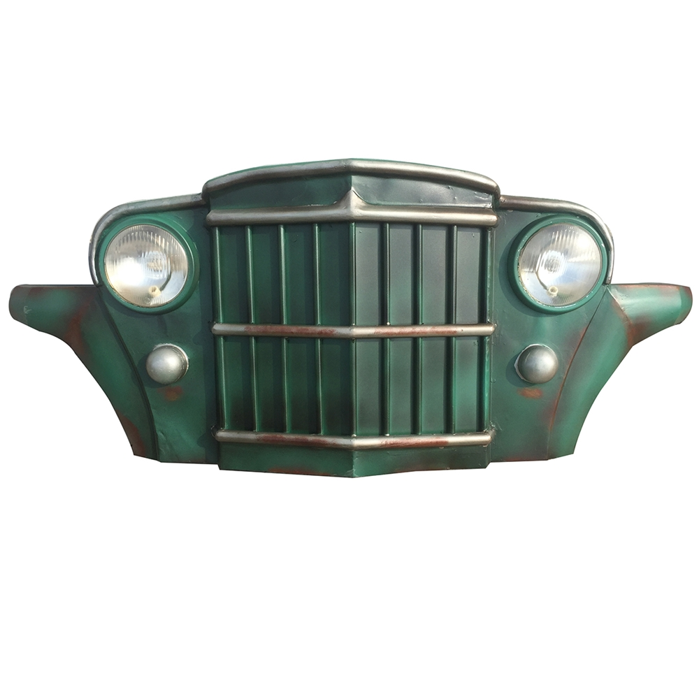 Front Vintage Car Wall Decor - Buy Front Vintage Car Wall Decor Product on  Alibaba.com