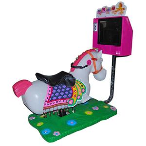 2019 hot sale coin operated animal ride,mechanical ride on toy horse ride