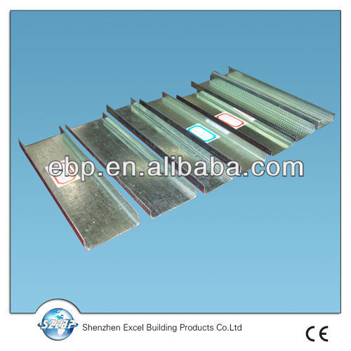 galvanized steel frame for construction of bungalow