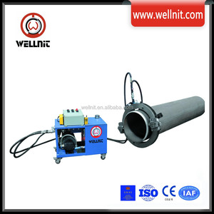 Hydraulic Pipe Cutting And End Milling Machine