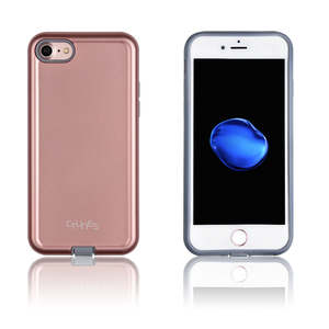 CTUNES Shock Proof Hybrid Heavy Duty Dual Layer Soft TPU + Hard Plastic Protective Case For iPhone 8