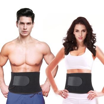 Hexin Wholesale Unisex Weight Loss Massage Wrap Ab Slimming Belt Waist Trimmer