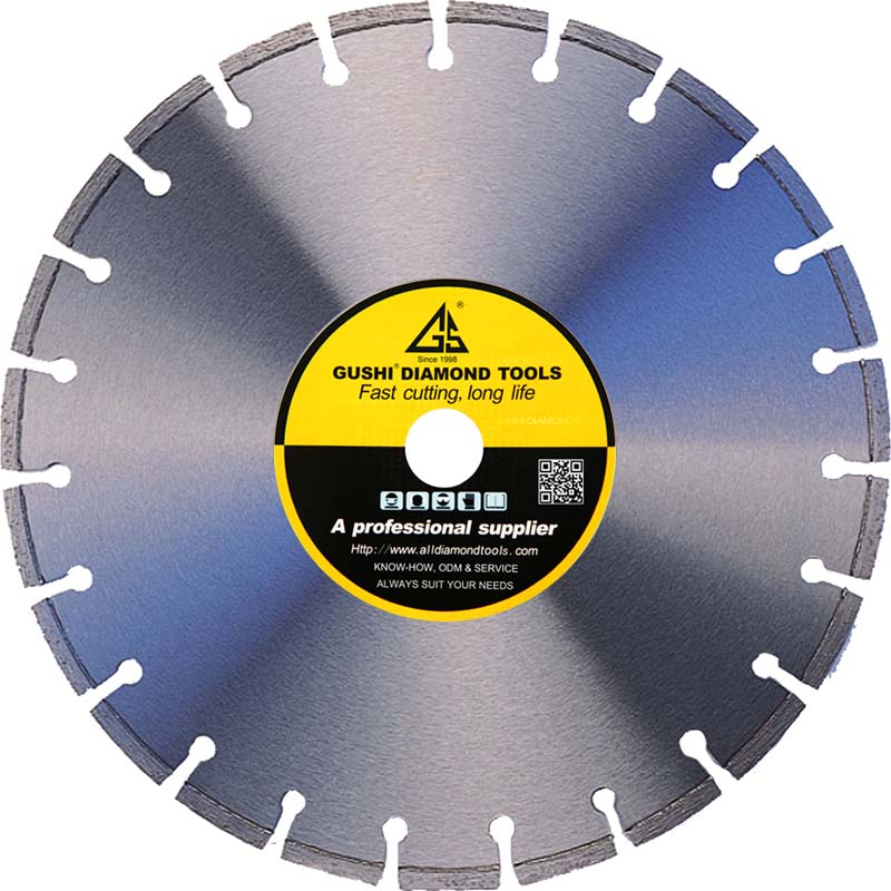 Diamond Cutting Saw Blade Used for Concrete