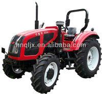Low cost 85HP 4DW diesel motor garden/lawn/ farm tractor