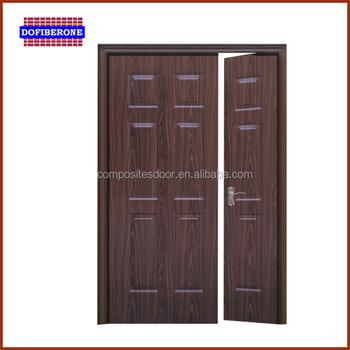 China Alibaba Premium Pvc Fiberglass Frp Grp Entry Exterior Door With  Fireproof Door Skin - Buy Fiberglass Entry Exterior Door With Fireproof  Door