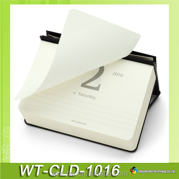 Wt-cld-1016 Page A Day Date 365 Day Calendar