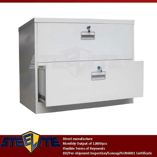 Master File Shallow Storage Cabinet