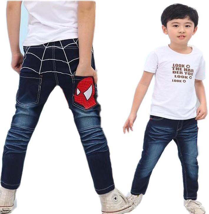 Buy 2015 New Retail Baby Boys Pants Jeans Children Fashion Boys Kid