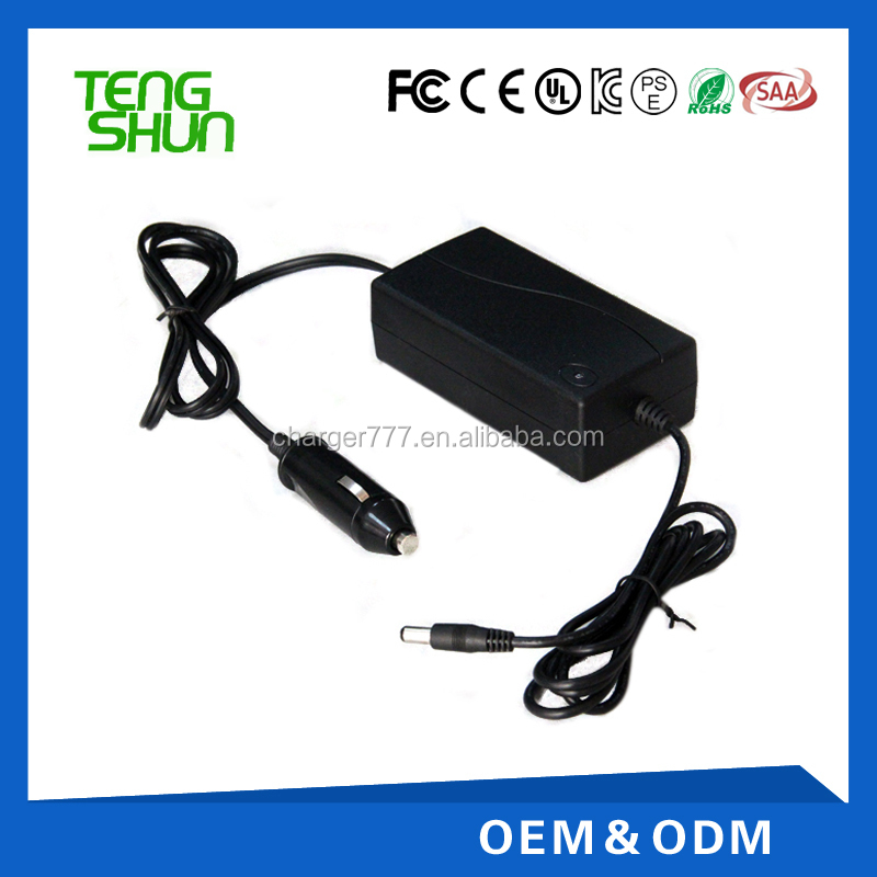 12.6v3a 16.8v2a 29.4v1.5a portable led car li-ion battery charger