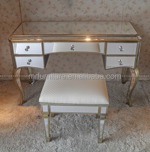 wholesale collette mirrored vanities set