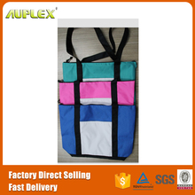 Wholesale Design your own heat transfer diaper bags mummy baby bag
