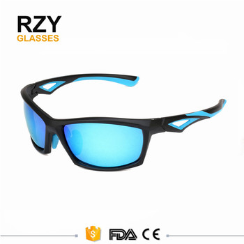 8a73e56d3f New soft rubber Frame Sunglasses For Men Polarized Sports Eyewear Mirror  Lens UV400 SunGlasses