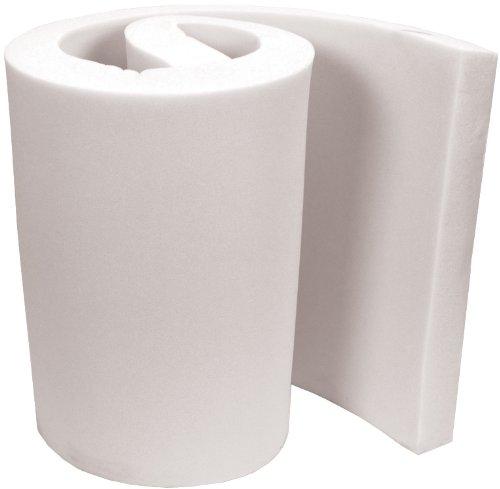 Air Lite High Density Urethane Foam Sheet, 4-Inch by 24-Inch by 10-Feet