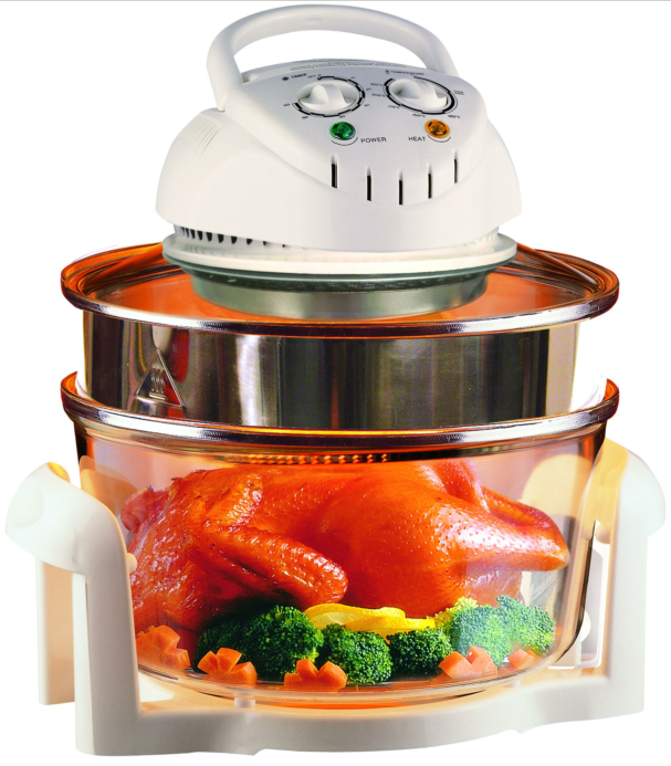 High quality as seen on TV 17Liter halogen convection oven halogen cooker oven cooker