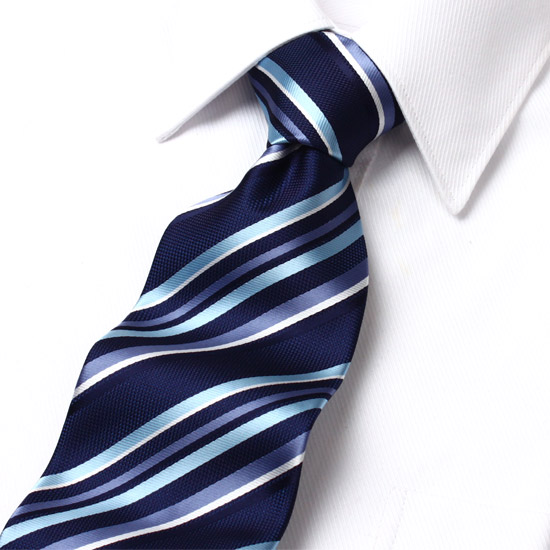 High quality handmade woven jaquard silk men's ties