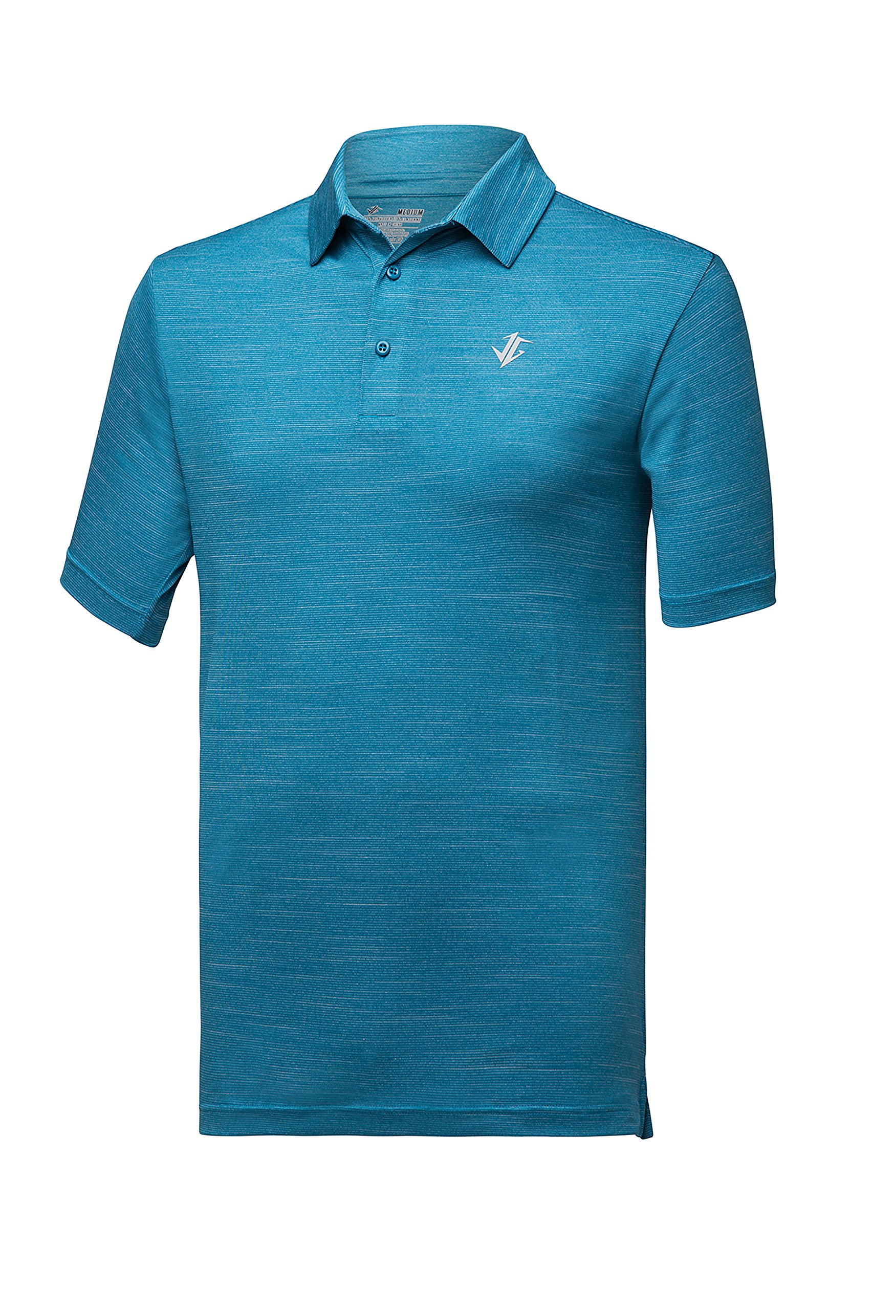 7be088f07 Get Quotations · Jolt Gear Mens Dry Fit Golf Polo Shirt, Athletic Short-Sleeve  Polo Golf Shirts