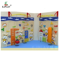 Popular Special Adjustable Indoor Climber Kids Rock Climbing Wall