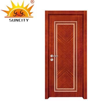 Luxury Indian Main Painting Wooden Door Designs Sc-w006 - Buy Paint on