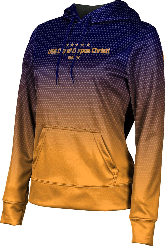 Girls' USS City of Corpus Christi Military Zoom Hoodie Sweatshirt (Apparel)
