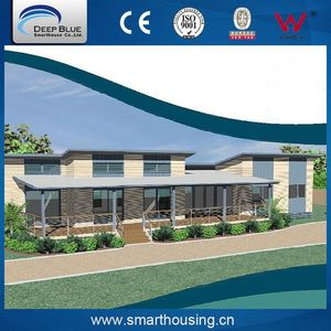 High quality popular prefab commercial building