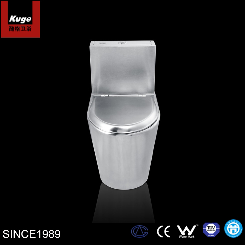 Stupendous Stainless Steel Toilet Bowl Prison Wc Toilet With Water Tank Fitting With Seat Cover Buy Bowl Toilet Stainless Steel Toilet Prison Toilet Product On Beatyapartments Chair Design Images Beatyapartmentscom