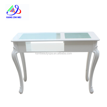 European style manicure desk nail table furniture modern N092