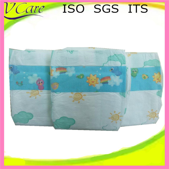 Disposable High Quality Baby Diaper Manufacturer In Turkey