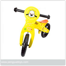wooden miniature toy bicycles Bike toys PY1819