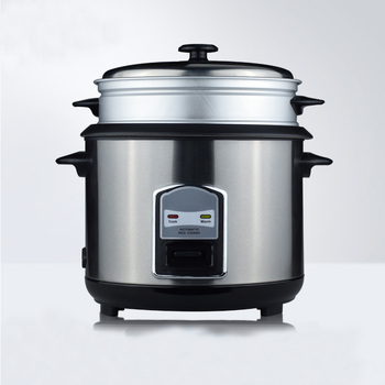 Temperature control aroma 304 liner Non-sticky rice black cheap function stainless steel electric rice cooker