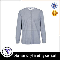 Promotion high quality cheap 100 pure silk shirts for men