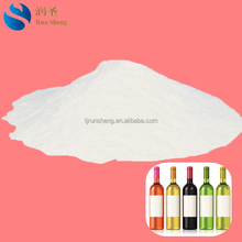 Cibo cmc carboxymethyl cellulosa per il <span class=keywords><strong>vino</strong></span> bevande