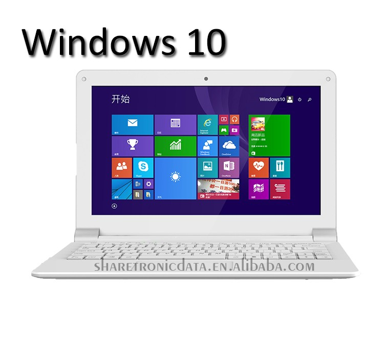 11.6 inch windows10 bulk stock all size China laptop computer cheap price