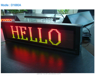 hot selling products china led sign boards catching eyes led advertising display screen