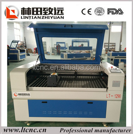 Hot sale co2 acrylic laser engraving machine, 3d cnc router laser
