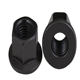 Made In China Quality Assurance High Strength Carbon Steel 10.9 Grade Black Zinc M7 Flange Nuts