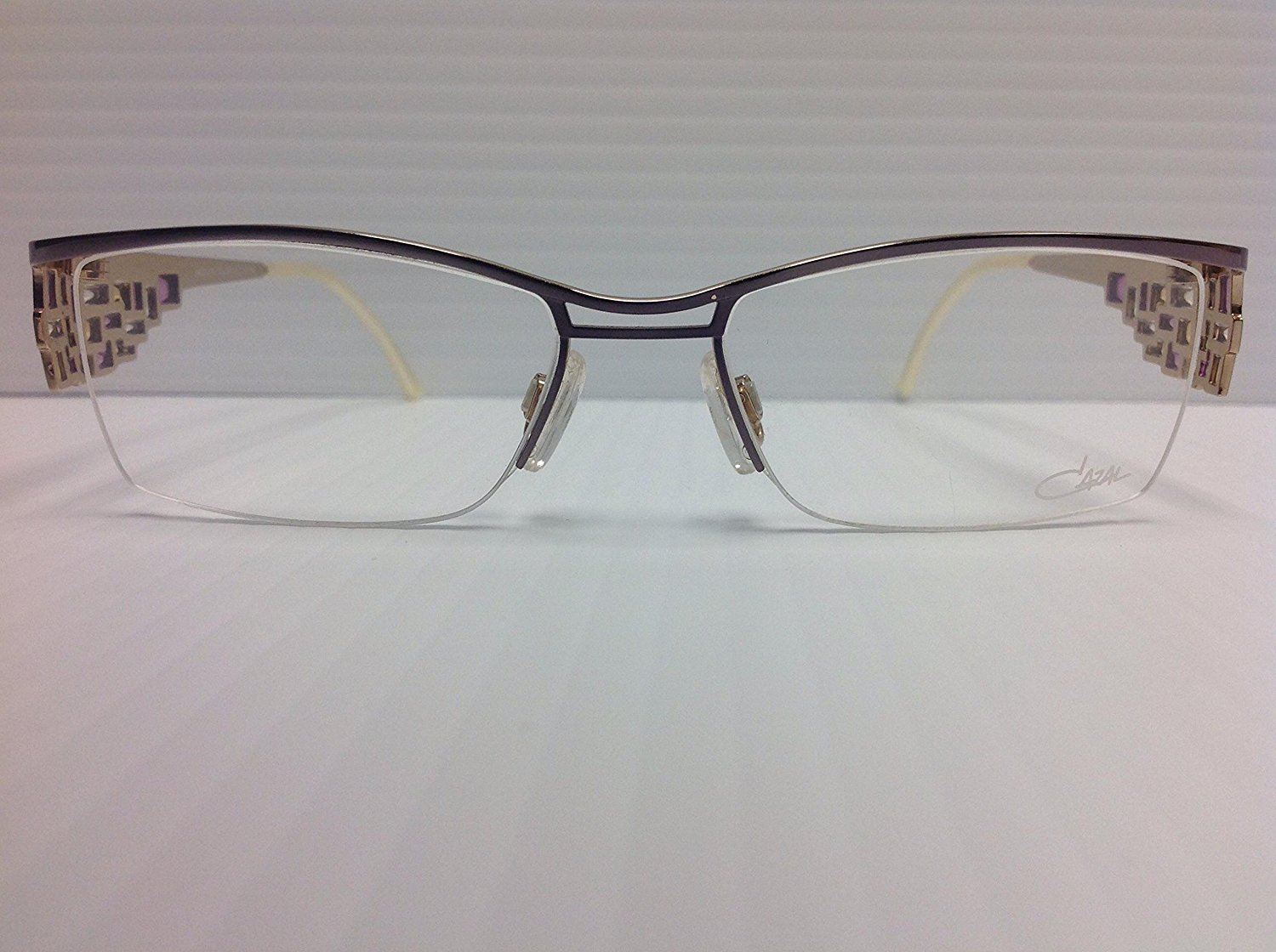 001a1d26c2a1 Get Quotations · CAZAL Eyewear Frame Glasses MOD.4170 COL.002 52 16 130
