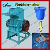 2014 Hot sale High capacity recycled plastic machine for crushing plastic bottle / barrels / drums