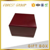Customzied printed cufflink storage box foldable gift box