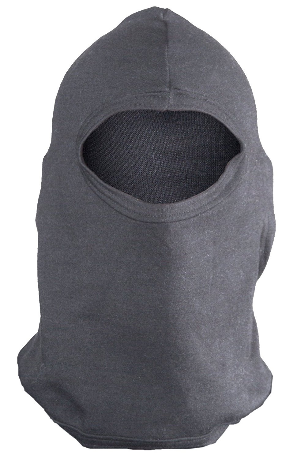 Universal Sz DAMASCUS NH50L Flame Resistant Hood Black Over The Head Nomex®