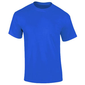 blank 100% cotton custom t shirt from china factory
