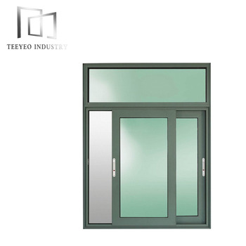 Teeyeo Modèles De Portes En Bois Vertical En Aluminium Pliante