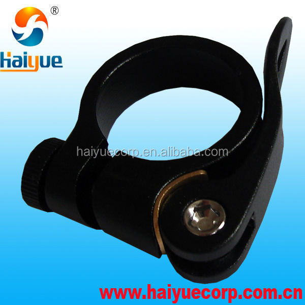 colorful dia 34.9 aluminum quick lever clamp