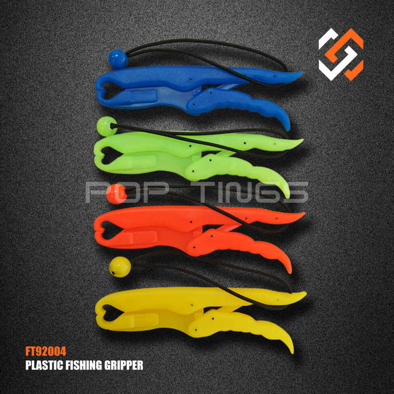 New Hand Controller Fishing Gripper Grabber Plastic Fish Lip Grip FT92004 Fishing Tackle Tool