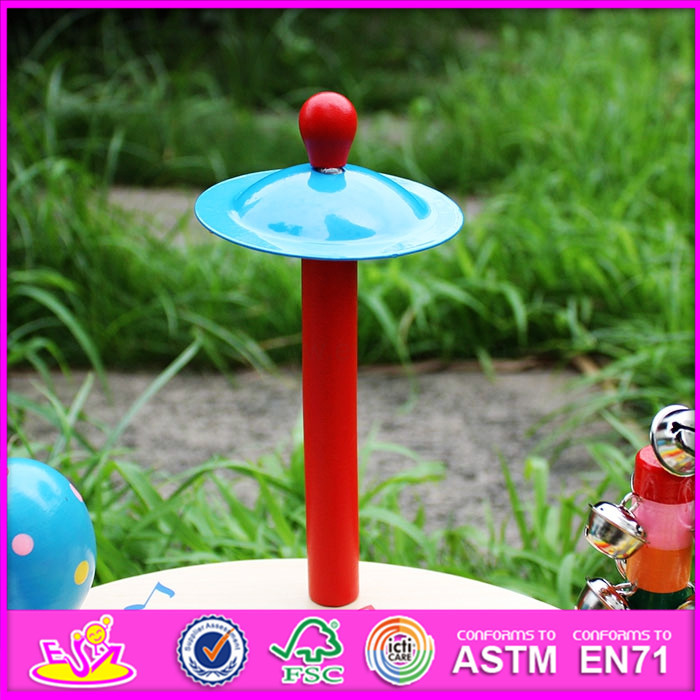 2016 wholesale educational children wooden music toy W07A102-A19