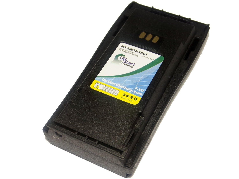 2x 1200mAh HNN9360 HNN9360A Battery for MOTOROLA GP350 GP-350-18 Month Warranty